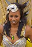 Carnival Beauty Stock Image