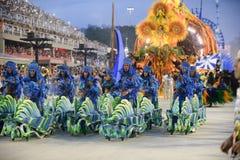 Carnival 2017 - Beija Flor Stock Photo