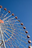 Carnival Big Ferris Wheel Stock Photos