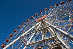 Carnival Big Ferris Wheel Royalty Free Stock Image