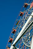 Carnival Big Ferris Wheel Stock Photos