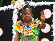 Carnival Boy Stock Image