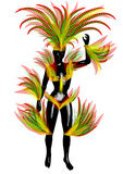 Carnival brazil Royalty Free Stock Images
