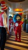 Carnival Breeze cruise ship Stock Photos