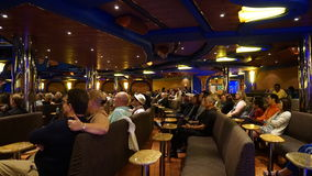 Carnival Breeze cruise ship. Interior of the Carnival Breeze cruise ship Royalty Free Stock Photography