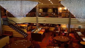 Carnival Breeze cruise ship Royalty Free Stock Photos