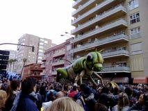 Carnival of Cadiz 2017. Andalusia. Spain Stock Photo