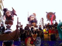 Carnival of Cadiz 2017. Andalusia. Spain Stock Image