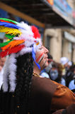 Carnival of Cadiz, Andalusia, Spain royalty free stock photo