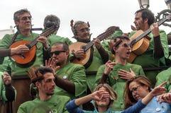 Carnival of Cadiz Stock Photo