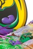 Carnival cake Stock Photo