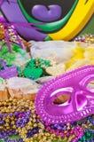 Carnival cake Stock Image