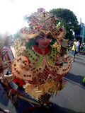 Carnival clothes Royalty Free Stock Images