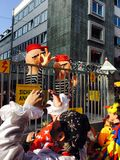 carnival at cologne Royalty Free Stock Photos