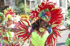 Caribbean parade Stock Image