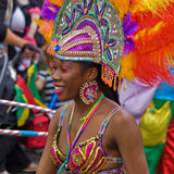 Carnival Colour Stock Image