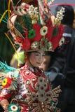 Carnival costum Stock Image
