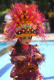 Carnival costum Stock Photo
