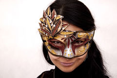 Carnival costume Royalty Free Stock Photography