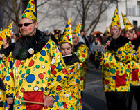 Carnival Costumes Royalty Free Stock Images