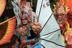Carnival costumes Stock Photos