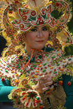 Carnival costumes Stock Image