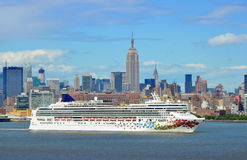 Carnival Cruise Ship Stock Photo