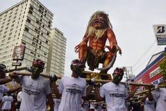 Carnival culture Semarang Royalty Free Stock Photos