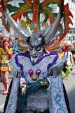 Carnival of cultures in Berlin Royalty Free Stock Images