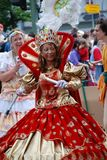 Carnival of cultures in Berlin Royalty Free Stock Photos
