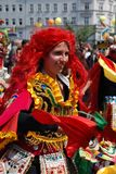 Carnival of cultures in Berlin Stock Images