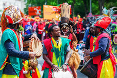 Carnival of Cultures in Berlin, Germany Stock Photography