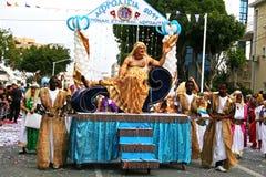Carnival in Cyprus Stock Image