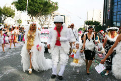 Carnival in Cyprus Stock Image
