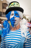 Carnival Cyprus Royalty Free Stock Photos