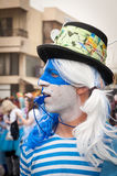 Carnival Cyprus Stock Photography