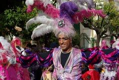 Carnival dancer Stock Photo