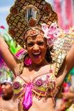 Carnival Dancer Stock Image