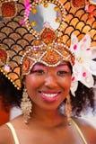 Carnival Dancer Stock Images