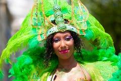 Carnival Dancer Royalty Free Stock Photo