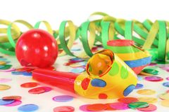 Carnival Decoration Royalty Free Stock Images