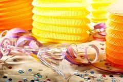 Carnival Decoration Royalty Free Stock Photo