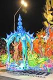 carnival del el pais 免版税库存图片