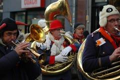 Carnival in Den Haag Stock Photo
