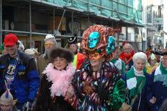 Carnival in Den Haag Stock Photos