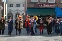 Carnival in Den Haag Royalty Free Stock Photos