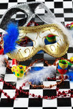Carnival detail Royalty Free Stock Images