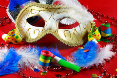 Carnival detail Royalty Free Stock Photo