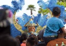 Carnival Devil, Dominican Republic. Stock Photography
