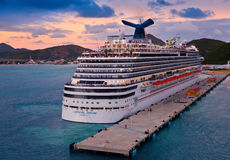 Carnival Dream Stock Photo